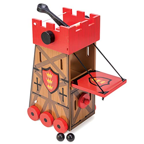 - Le Toy Van Siege Tower Red