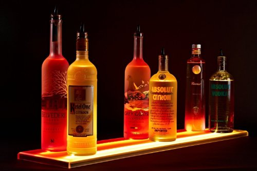 36-Bottle-shelf-LED-Liquor-Shelf-Bottle-Display-9-Wide-with-two-rows-of-LEDs-Unlimited-colors-and-effects-3-Bar-Bottle-Shelving