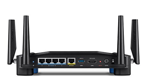 Linksys AC1900 Dual Band Open Source WiFi Wireless Router (WRT1900ACS) by Linksys (Image #3)