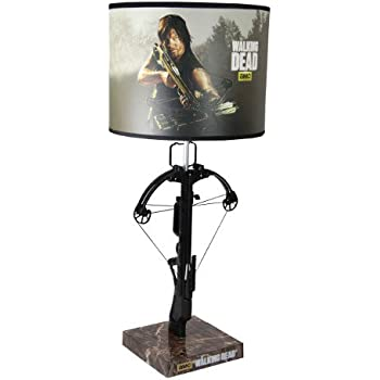 The Walking Dead Daryl Dixon Crossbow Table Lamp