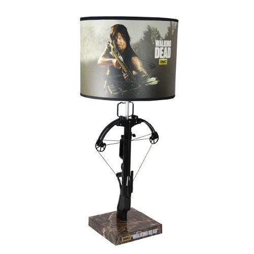 Price comparison product image The Walking Dead Daryl Dixon Crossbow Table Lamp