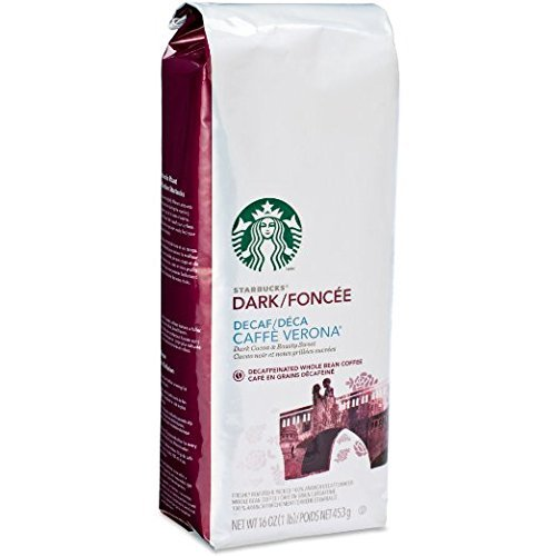 Starbucks Decaf Caffe Verona®, Whole Bean Coffee (1lb)