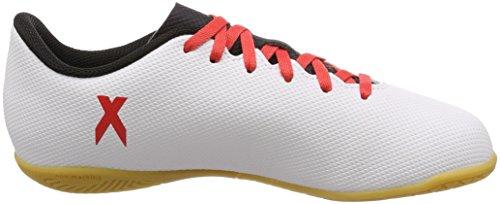 adidas Unisex-Kinder X Tango 17.4 in Gymnastikschuhe Mehrfarbig (Grey/real Coral S18/core Black)
