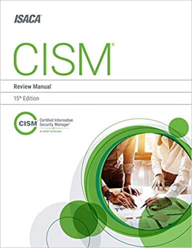 Cism Prep Guide Pdf