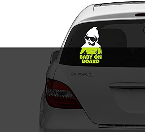 Ipro Glow In The Dark Fluorescence Decal Youtube