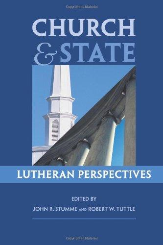 CHURCH & STATE pdf