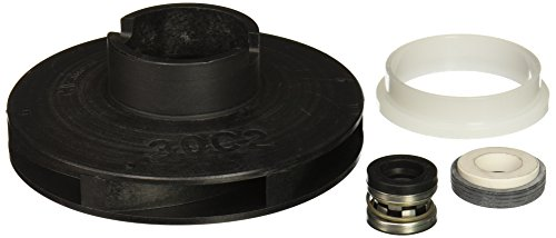 Hayward SPX4030CKIT 3-Horsepower Impeller Assembly with Ring and Seal Replacement Kit for Select Hayward Pump