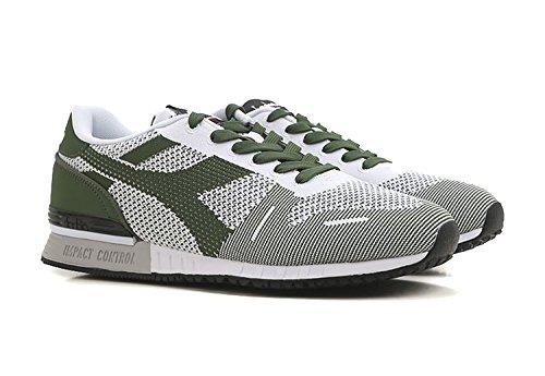 Diadora Titan Weave Sneaker Uomo Verde