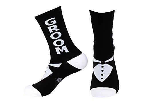 Gumball Poodle Groom Socks