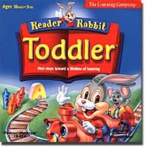 Amazon.com: Reader Rabbit Toddler v2: Computers & Accessories