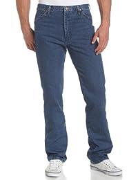 Men's Wrangler Gold Buckle Slim Fit Jeans 32