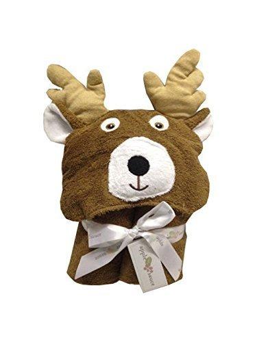 2125437 Deer Hooded Bath Towel product image