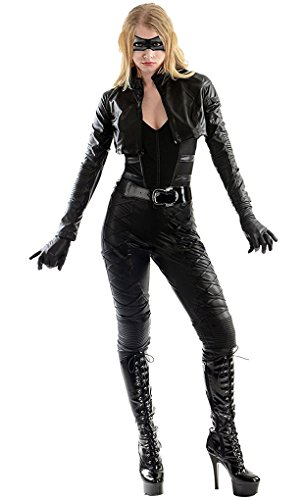 Adult Size Black Canary Costume - Arrow TV Series - Medium -