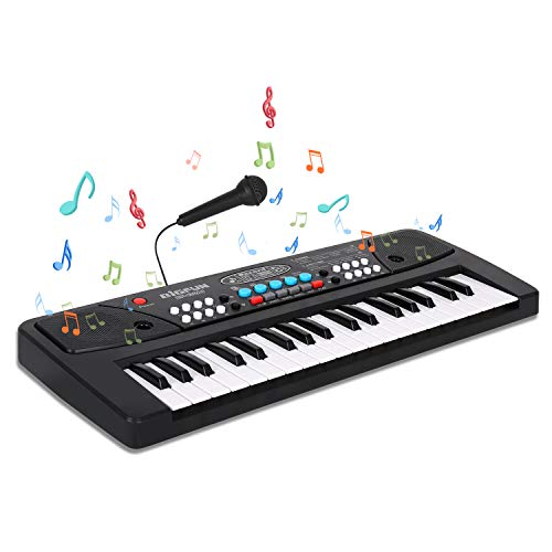 Kids Keyboard Piano, 37 Key Port...