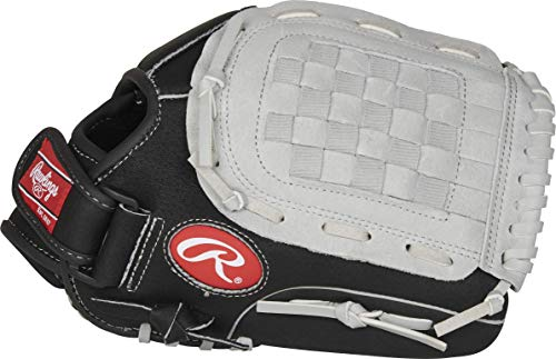 Rawlings Sure Catch Series Youth Baseball Glove, Basket Web, 11.5 inch, Right Hand Throw (Rawlings Renegade Series Basket Web)