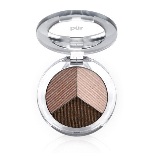 Pur Minerals Perfect Fit Eye Shadow Trio, Little Miss Perfect, 0.11 Ounce