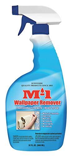 Use Wallpaper Stripper - Liquid Wallpaper Stripper, 1 qt, Water