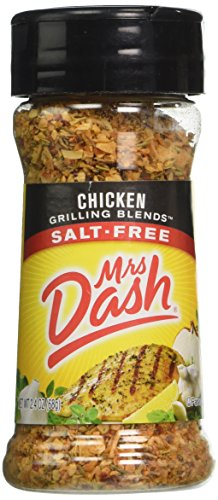 Dash Grilling Blends (Mrs. Dash, Grilling Blend, Original Chicken, 2.4 Ounce)