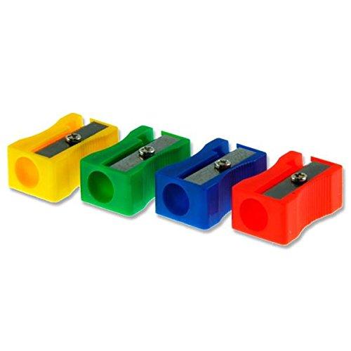 Premier cancelleria temperamatite in plastica, colori assortiti (confezione da 72) Premier Stationery H2728912
