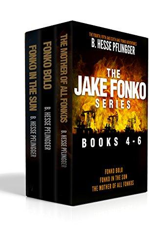 The Jake Fonko Series: Books 4, 5 & 6 cover