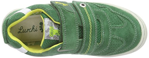 Lurchi Jungen Bruce Low-Top Grün (dark green 26)