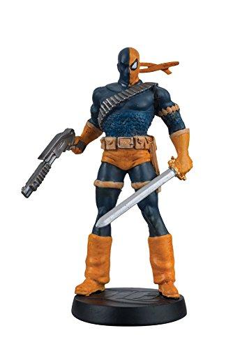 Dc Superhero Figurine Collection (Eaglemoss DC Comics Super Hero Collection: Deathstroke Figurine)