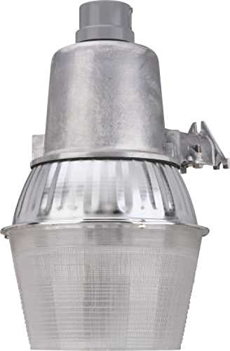 Monument 297166 Metal Halide Wall Pack Aluminum Housing with Tempered Glass, 150W MH Lamp Included, Bronze Finish