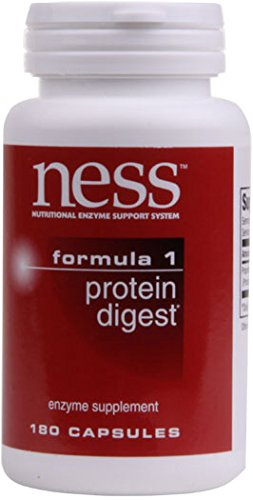 NESS Enzymes Protein Digest #1 180 caps