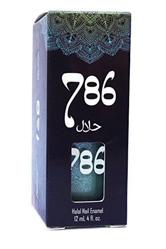 786 Cosmetics Halal Nail Polish – Wudhu Friendly – Vegan