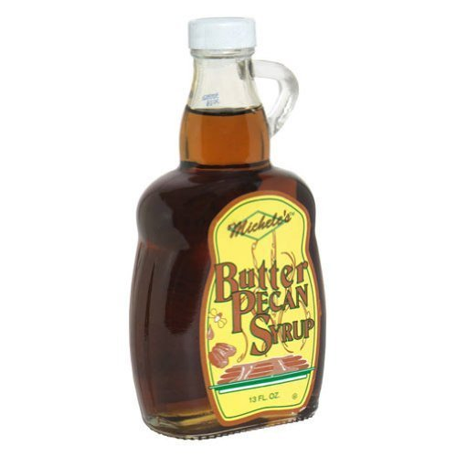 Michelles Syrup Butter Pecan