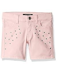 GUESS Big Bling Pocket - Pantalones Cortos con puños para niña
