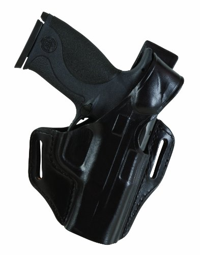 "Bianchi S&W M&P 9Mm/.40 (4"") 56 Serpent Holster (Black, Right Hand)"