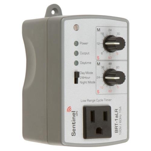 Sentinel GPS BRT-1aLR PB Basic Plug Box Low Range Recycle Timer