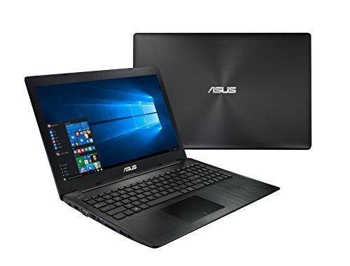 Asus X553SA-BHCLN10 15.6-Inch Laptop (Intel Celeron Dual Core N3050 Processor, 4GB, 500 GB HDD, Windows 10), ()