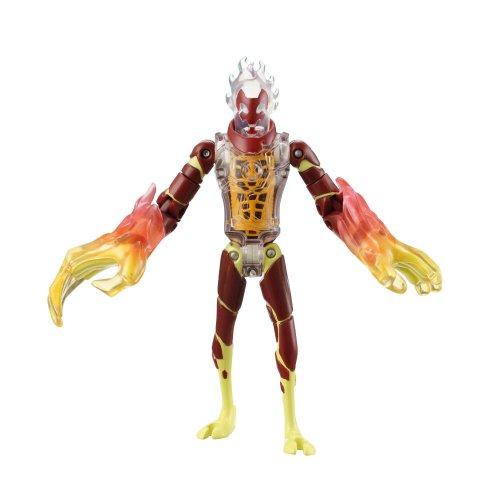 DNA Alien Heroes (Import) - Heatblast