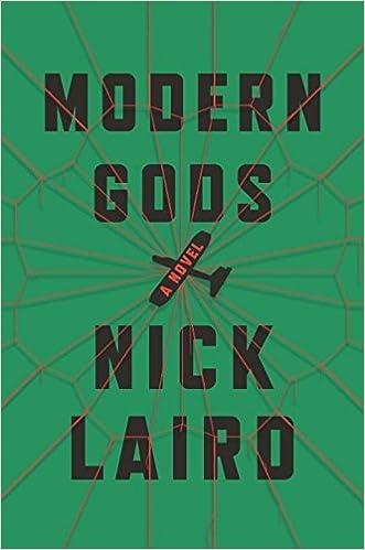 Image result for Modern Gods - Nick Laird