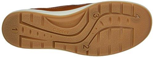 Ganter Grace, Wide G Ladies Mocassino Marrone (cognac 2600)