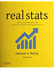 Real Stats: Using Econometrics for Political Science and Public Policy