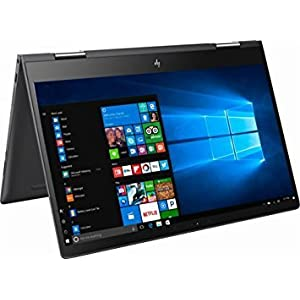 "2018 Premium HP Envy X360 2-in-1 15.6"" FHD 1080P IPS Touchscreen Laptop-Quad Core AMD FX 9800P 3.6 GHz, 8GB DDR4 RAM, 1TB 7200RPM HDD, HDMI, Bluetooth, Backlit Keyboard, B&O Audio, Windows Ink, Win10"