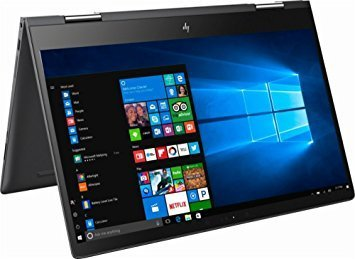 2018 Premium HP Envy X360 2-in-1 15.6'' FHD 1080P IPS Touchscreen Laptop-Quad Core AMD FX 9800P 3.6 GHz, 8GB DDR4 RAM, 1TB 7200RPM HDD, HDMI, Bluetooth, Backlit Keyboard, B&O Audio, Windows Ink, Win10 by HP