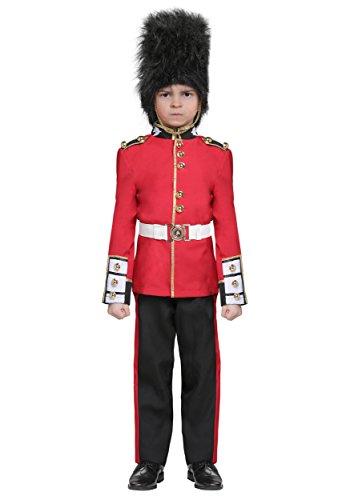 Child Palace Guard Costumes (Boys Royal Guard Costume Large)