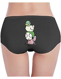 Sarah & Duck Women's Underwears Black M