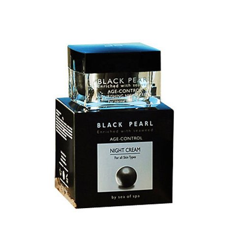Sea of Spa Black Pearl Night Cream (Care Sea Spa Skin)