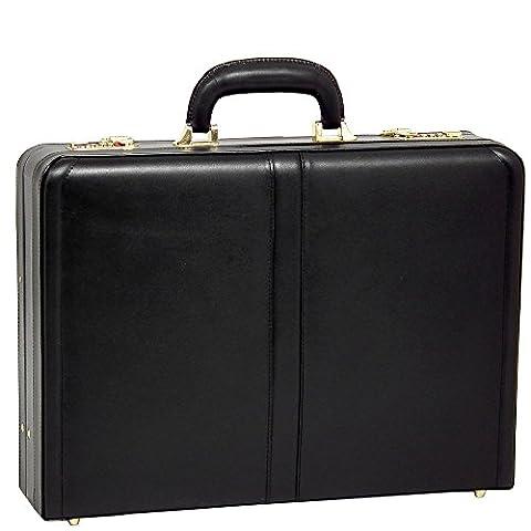 McKlein USA Harper Expandable Attache Case V series 18