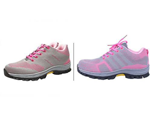 Safety Shoes Protect Shoes Women's Toe Shoes Optimal Work O5wPExaaq