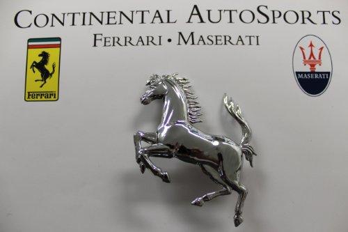 OEM Ferrari 360 Modena / Spider Rear Cavallino Trunk Emblem 64865600 (Ferrari Spider Modena 360)