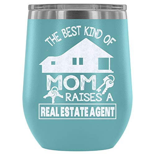 Christmas mug, Stainless Steel Tumbler Cup with Lids for Wine, Railroader Mom  Wine Tumbler, I Love Mommy  Vacuum Insulated Wine Tumbler (Wine Tumbler 12Oz - Light Blue)]()