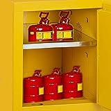 "Mophorn Flammable Cabinet 17"" x 17"" x"