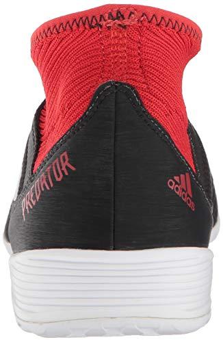adidas Shoe Indoor Predator Tango White 3 Black Red Soccer 18 Men's rAH6xwqr