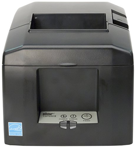 Star Micronics TSP650II WebPRNT 24 Thermal Receipt Printer, Ethernet, Auto Cutter, External Power Supply by Star Micronics America (Image #3)